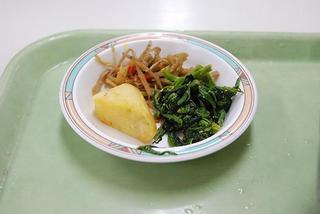冬のバランス惣菜